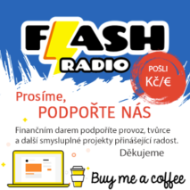 podpořte flashradio