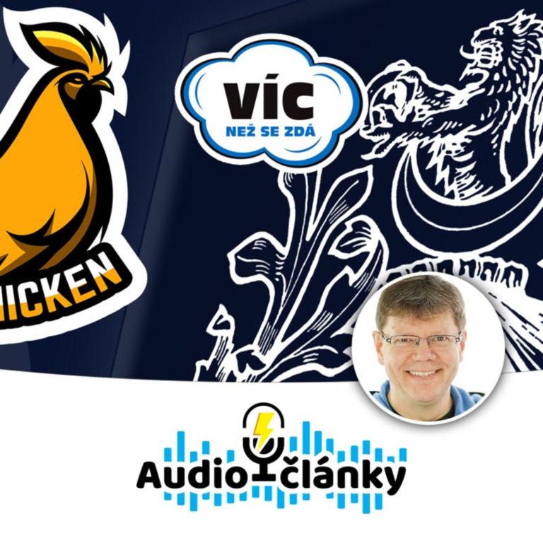 Podcast #09 – Audio🎙články.cz: Logo či Erb jako základ pro vizuální styl a hodnotu značky – firmy i obce