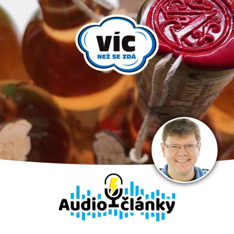 Podcast #13 – Audio🎙články.cz: Jak zlikvidovat hodnotu a jedinečnost produktu – nebo zvednout..? Pravdu hledej ve víně.