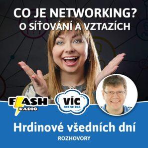 Co je to networking? Osíťování avztazích. Gabriela Mrkvicová
